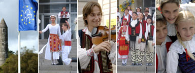 European Heritage Days 2005, Prague (Czech Republic), Shumen (Bulgaria) © Council of Europe