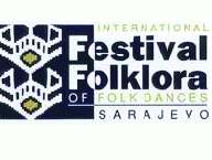 International festival of folk dances