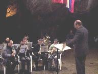 Concert in the Cave (Concertul din Pestera)