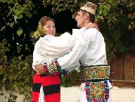 Festival of Folk Music, Dance and Traditions (Tanjeaua de pe Mara)