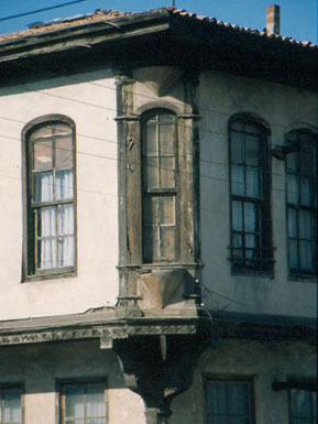 House - detail