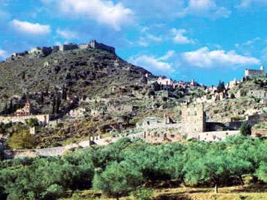 The mystery of Mystras
