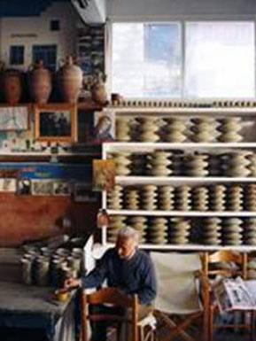 Pottery of Tinos