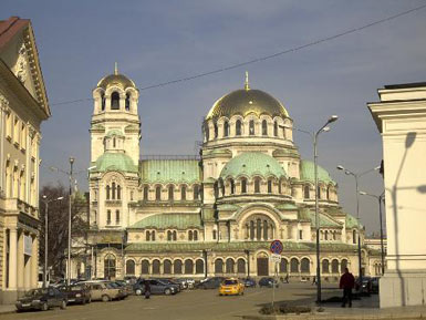 Memorial church of St.Alexander Nevsky