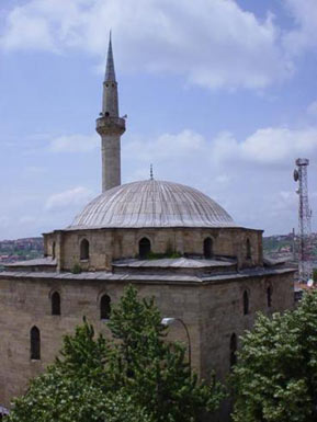 The Mosque of Sultan Mehmed Fatih, XVI c.
