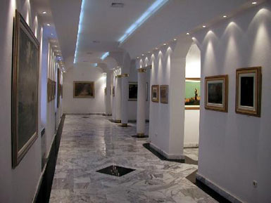 The Monastery Picture Gallery