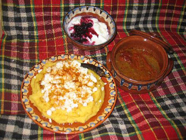 Rhodope dishes