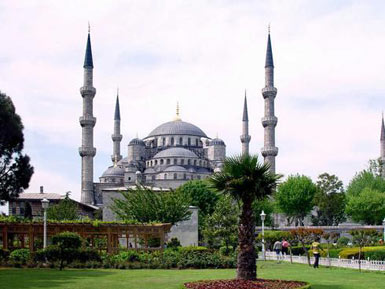 Sultanahmet (Blue) Mosque
