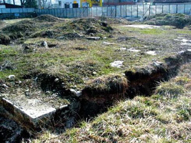 Present Condition of the Site