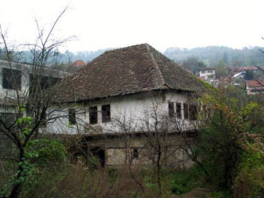 Seranic House in Ilidza Mahala