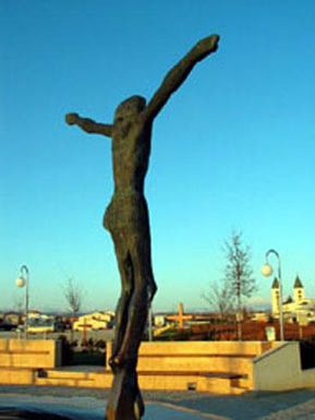 The Statue of the Christ