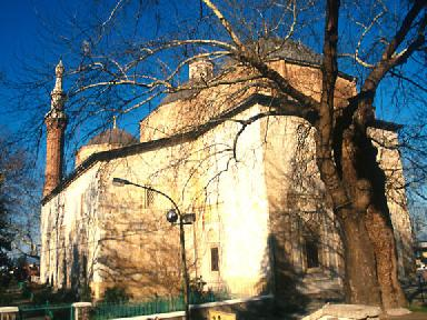 Yesil (Green) Mosque