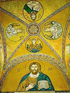 Mosaic from the Monastery