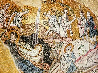 Mosaic of the Nativity of Jesus