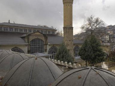 Ulu Cami or Great Mosque