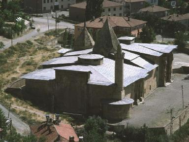 Divrigi Great Mosque from high