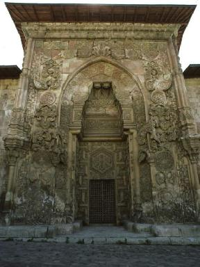 Divrigi Great Mosque North entrance