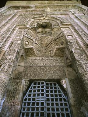 Divrigi Ulu Mosque West entrance