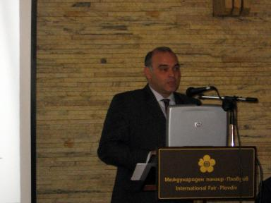 Welcoming speech by His Excellence Mr. Nikolaos Matiudakis, General Consul of the Republic of Greece