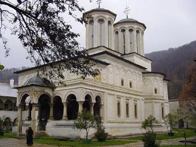 Horezu Monastery Church