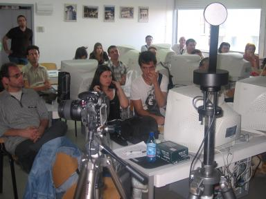 Education in the Multimedia Laboratory