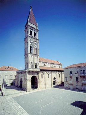 Trogir, The Old City