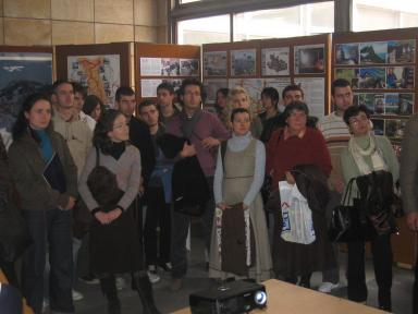 Opening of the Multimedia Exhibition