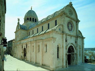 The Cathedral of St James, Sibenik
