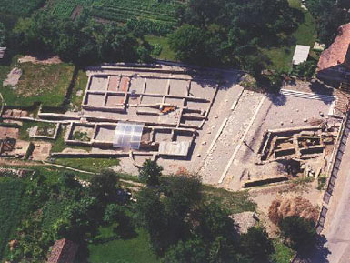 The Archaeological Park Andautonia