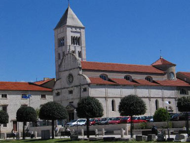 St. Mary Church, Zadar