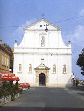 Jesuit Church St Catherine, Zagreb