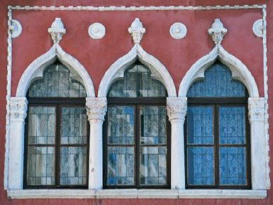 Piran, architectural detail