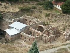 Banja, archaeological site near Strumica