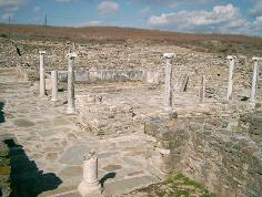 Stobi, archaeological site