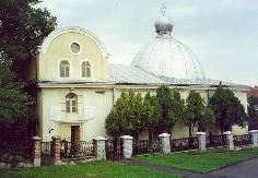 The Great Synagogue in Iasi