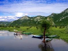 Skadar Lake and Zabljak of Crnojevici