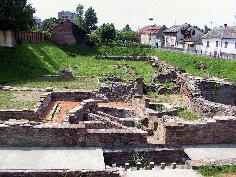 Sirmium - archeological site