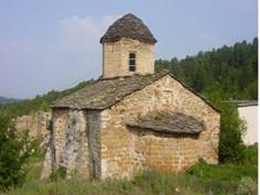 Church of St. Prodrom, Voskopoja