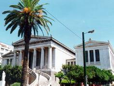 Public buildings in Athens