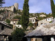 The Historic Town of Pocitelj
