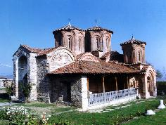 The Monastery of the Holy Mother of God Eleussa, Veljusa