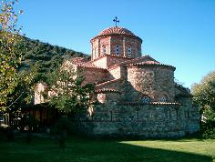 The Monastery of St. Leonthius, Vodocha
