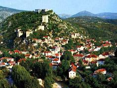 Stolac - the historic town