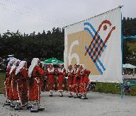 National Festival of Folk Art in Koprivshtitsa