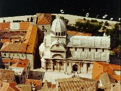 The Cathedral of St. James, Sibenik