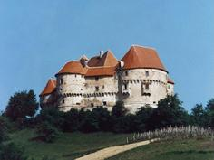 Veliki Tabor, fortress city